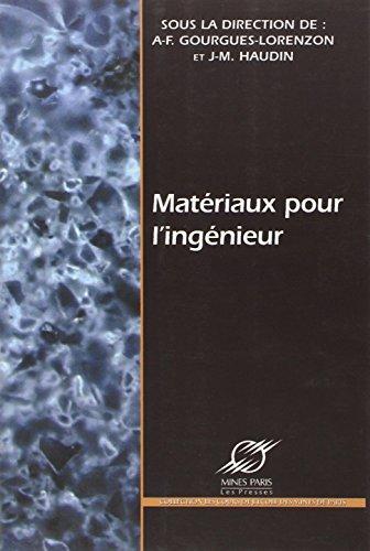 Matériaux pour l'ingénieur