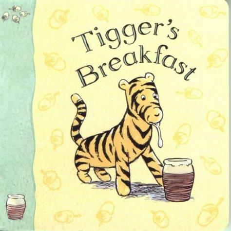 Tigger's breakfast