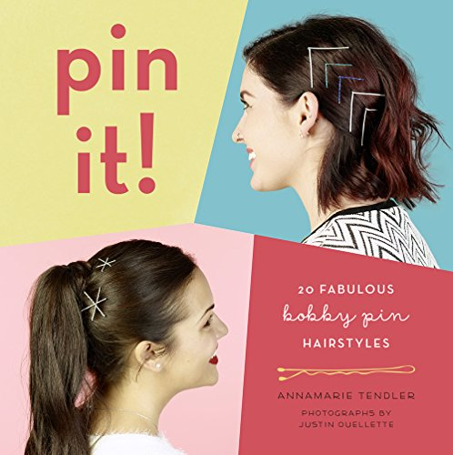 Pin It!: 20 Fabulous Bobby Pin Hairstyles