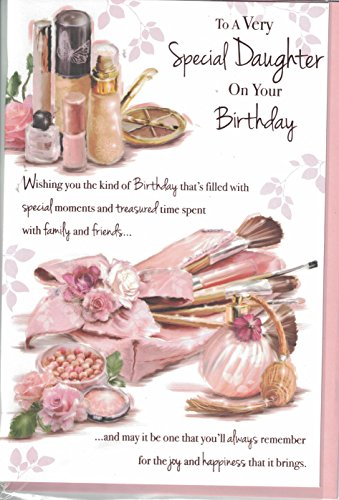 Figlia Di Auguri Di Compleanno To A Very Special Daughter On Your