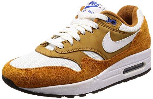 Nike AIR MAX 1 Premium Retro 'Curry' - 908366-700 - Size 44.5-EU