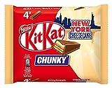 Nestlé Kitkat ChunkyNew York Cheesecake Schokoriegel, 4er Pack (4 x 42 g)