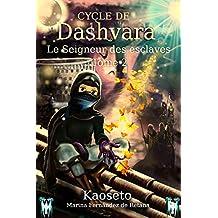 Le seigneur des esclaves (Cycle de Dashvara t. 2)