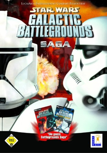 Star Wars - Galactic Battlegrounds Saga