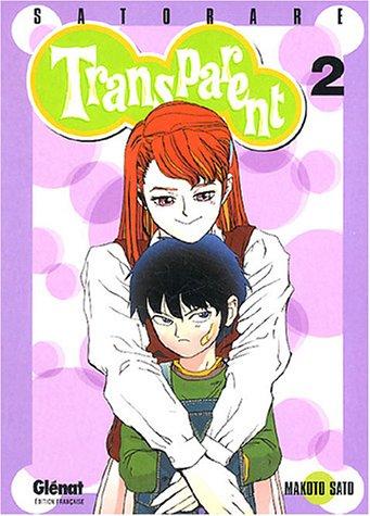 Transparent Vol.2 par SATÔ Makoto