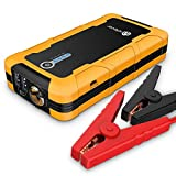 Best Portable Jump Starters - iclever 15000mAh Portable Car Jump Starter Auto Battery Review
