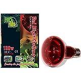 Euro Rep - Lampada riscaldante a luce rossa (60w) (Rosso)