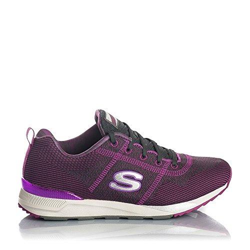 Sneaker Skechers Skechers Sneaker Damen Malve Damen Malve qwTw07x18