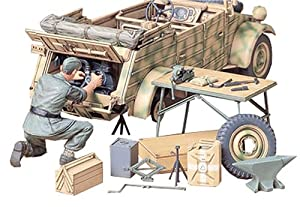 Tamiya - Maqueta de tanque escala 1:35 (Dickie-Tamiya 35220)