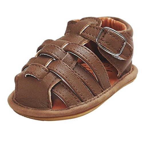 OverDose Baby Sandalen Kleinkind erste Wanderer Mädchen Jungen Kinder Schuhe  (11, (Schuhe Batman Für Männer)