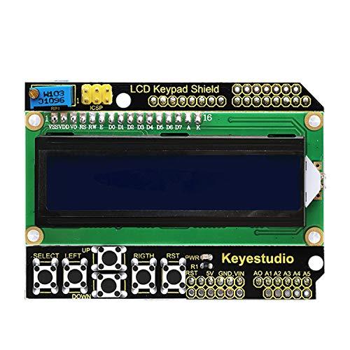 KEYESTUDIO LCD Teclado Escudo Junta Módulo