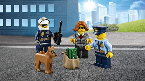 Lego 60139 City Mobile Einsatzzentrale, Bausteinspielzeug - 5