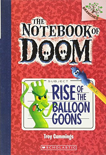 NOTEBOOK OF DOOM #01 RISE OF T 01 Notebook