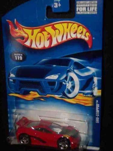 #2001-119 Sho-Stopper Sho-stopper Base China Collectible Collector Car Mattel Hot Wheels by Hot Wheels
