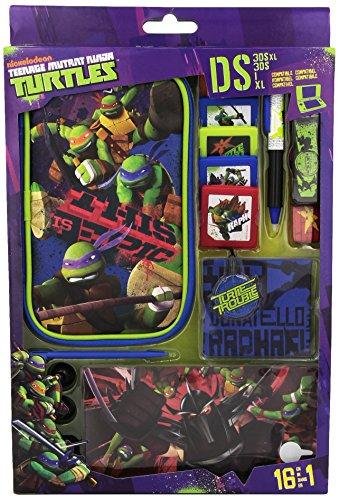 Power A Starter Kit 3Ds 03079 Ninja Turtles