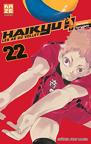 Haikyu !! - Les As du volley T22 par Furudate Haruichi