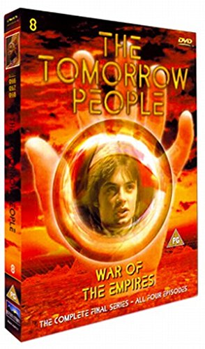 The Tomorrow People - Series 8