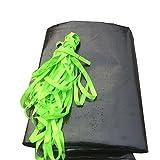 12-Huisongda Tissu Anti-Pluie imperméable à l'eau imperméable à la Pluie bâche de Protection bâche de Protection en Bois Hangar crêpe de Tissu (Color : A, Taille : 6X8M)