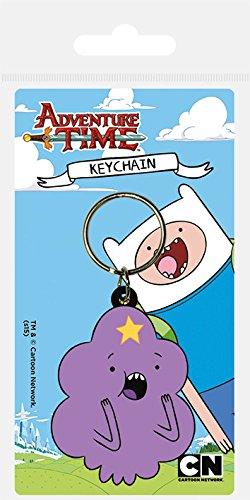 Cartoon Network RK38551C Schlüsselanhänger aus Gummi, Mehrfarbig, 4.5 x 6 cm (Zeichen Cartoon Network)