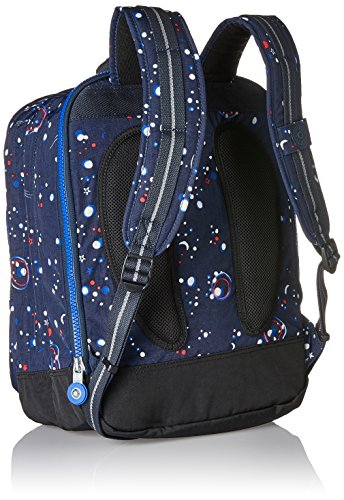 *Kipling – COLLEGE UP – Grand sac à dos – Galaxy Party – (Multi-couleur) Liste de prix