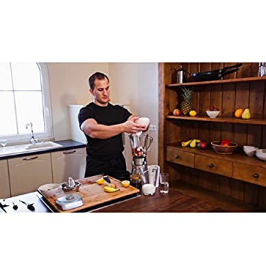 Muskel-Aufbau-Shakes DVD-Set von Flavio Simonetti - Einfache Gewichts-Zunahme durch gesunde Eiweiß-Smoothies mit Kohlenhydraten, Proteinen und Ernährungsplan und Motivation für schnellen Masse-Aufbau