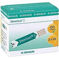 Omni prueba 39332731sangre Azúcar Sensores prueba rayas (100unidades)