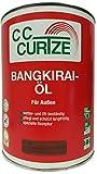 CC Curtze Bangkirai Öl Dunkel für Außen 2,5 Liter