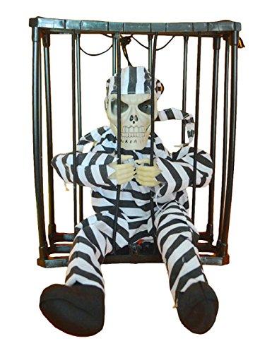 THEE Decoración Colgante para Halloween Adornos Prisioneros Fantasmas