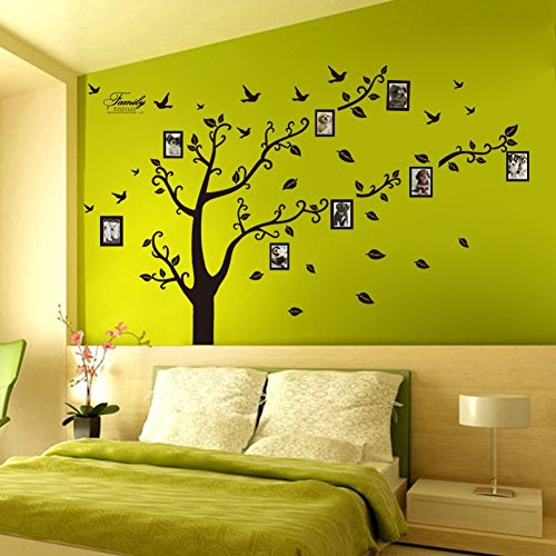 56 Off On Lacedecal Large Family Tree Wall Decal Frame Decor