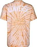 Converse Tie Dye Multi Graphic T-Shirt Tangelo Multi
