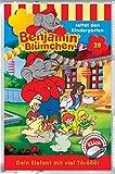 Folge 28: Benjamin rettet den Kindergarten [MC] [Musikkassette]