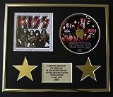 KISS/CD-Darstellung/Limitierte Edition/COA/GREATEST HITS