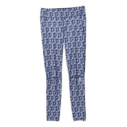 adidas Sn Q1 Lng Tgt W Collant Femme Bleu