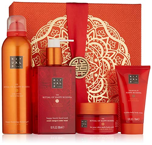 RITUALS Cosmetics The Ritual of Happy Buddha - Coffret Cadeau Energising Ritual 2018