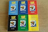 6 x Winning Moves Top Trumps tournament- FIFA World Cup