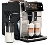 SAECO Xelsis SM7683/00 machine espresso super automatique avec écran tactile, facade en inox