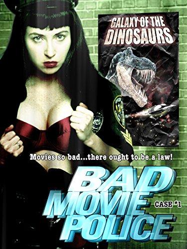 Bad Movie Police Case #1: Galaxy of the Dinosaurs [OV]