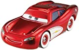 #4: Disney Cars Pixar Die Cast Cruisin Lighting McQueen Vehicle, Red