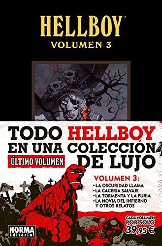 Hellboy edición integral volumen 3 (MIKE MIGNOLA)