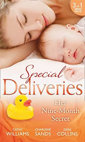 book cover of Special Deliveries: Her Nine-Month Secret