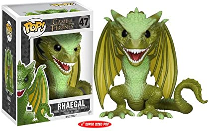 "POP! Vinilo - Game of Thrones: 6"" Rhaegal"