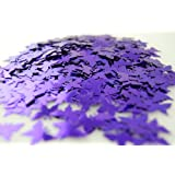 Purple Butterfly Table Confetti Wedding Party Decoration