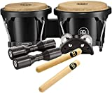 Meinl Percussion bpp-1 Bongo Pack für Jam Sessions oder Akustik Sets