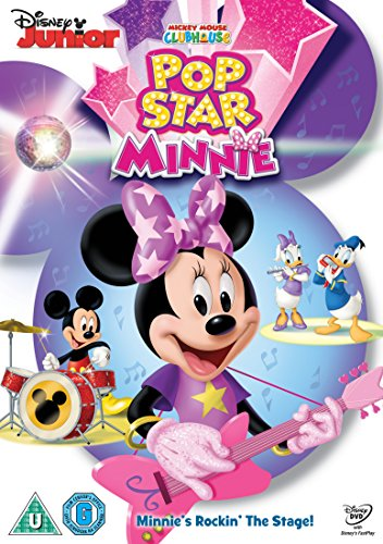 Image of Mickey Mouse Clubhouse: Pop Star Minnie [DVD]