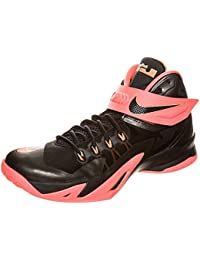 Nike Zoom LeBron Soldier VIII Grey/Hyper Punch 653641 363