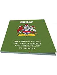 Miller Family History Book