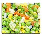 Luxlady Gaming Mousepad Image ID: 21316565Colorful verdure in un piccolo vaso