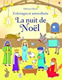 Image de La nativité - Coloriages et autocollants