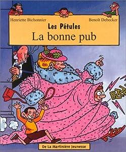 """Afficher """"Pétules (Les) n° 1 La bonne pub"""""""