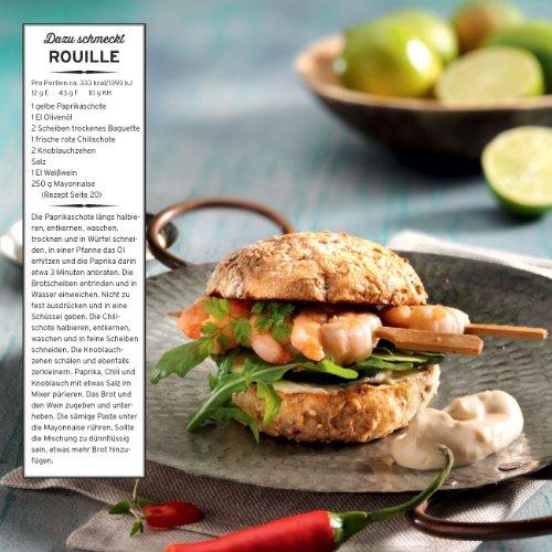 5149qW6 U7L - Das ultimative Burger-Grillbuch: Mit und ohne Fleisch.